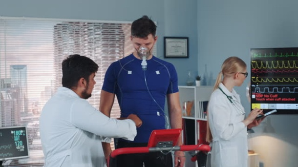 Oxygen Therapy for Athletes