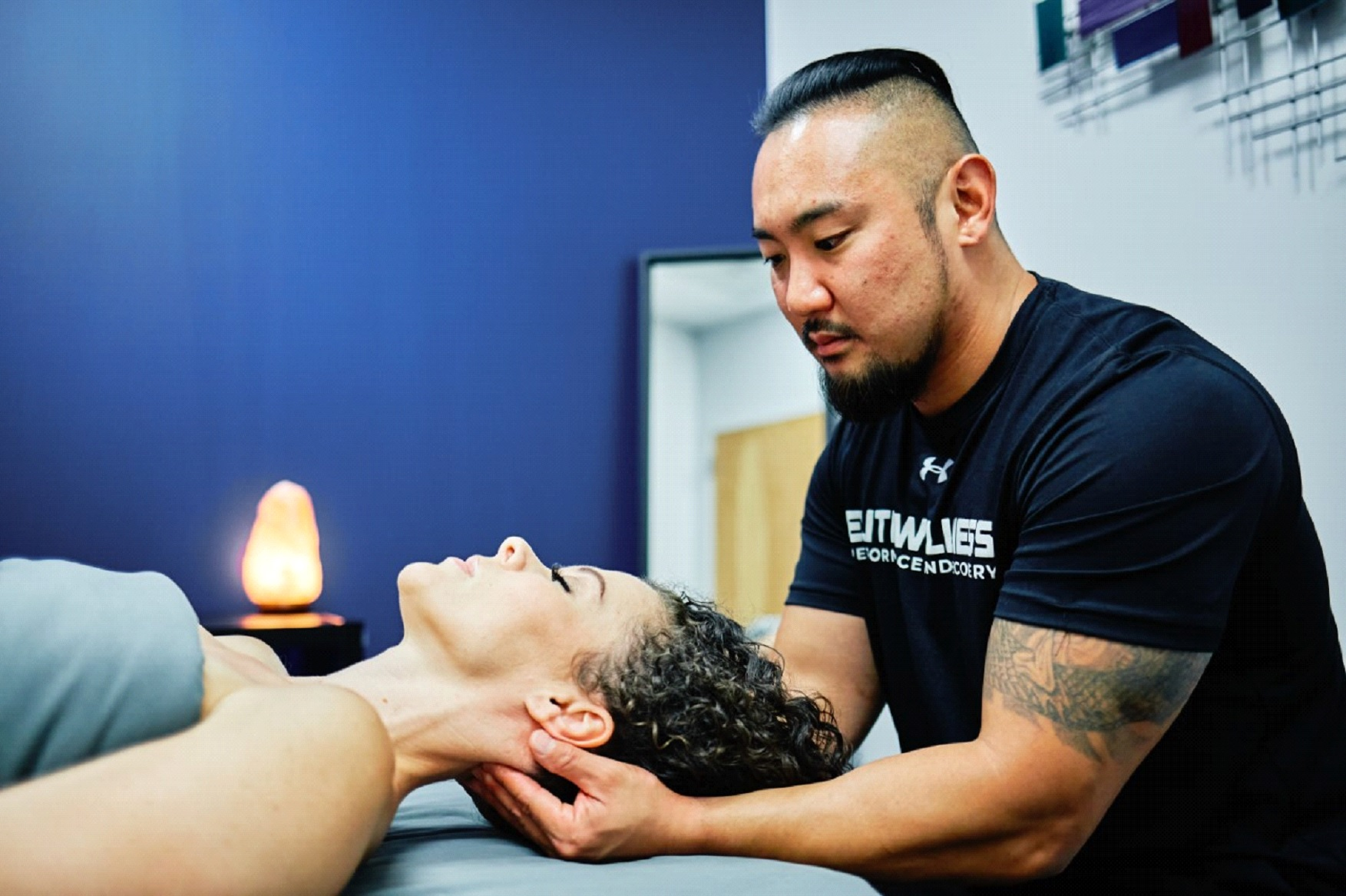 Massage Therapy at Elite Wellness